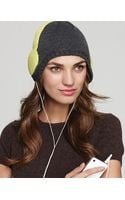 Echo Tech Hat with Earmuffs - Lyst