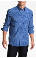 Cutter & Buck Elfin Check Sport Shirt - Lyst