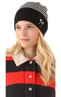 Marc By Marc Jacobs Critter Beanie Hat - Lyst