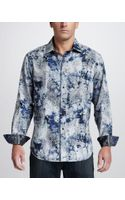 Robert Graham Tahoe Reversible Sport Shirt - Lyst