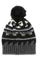 Dondup Knit Bobble Hat