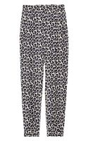 3.1 Phillip Lim Leopardprint Silk Crepe De Chine Tapered Pants
