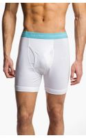 Calvin Klein Stretch Cotton Boxer Briefs 2pack