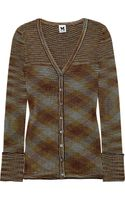 M Missoni Knitted Cardigan