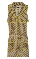 Rag & Bone Nimue Printed Silk Dress