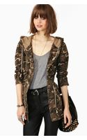 Nasty Gal Call Of Duty Anorak - Lyst