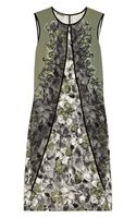Bottega Veneta Embellished Stretch-silk Dress