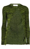 Pringle of Scotland Stretch Woolblend Cardigan