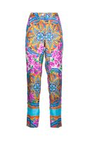 Dolce & Gabbana Patterned Trouser - Lyst