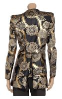 Zac Posen Brocade Jacket