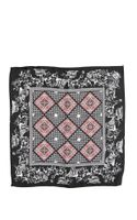 Dolce & Gabbana Silk Twill Pocket Square