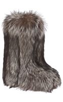 Liska Fox Fur Boot