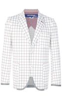 Junya Watanabe Comme Des Garcons Man Checked Jacket