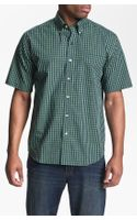 Cutter & Buck Anders Check Sport Shirt Big Tall