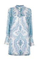 Coast + Weber + Ahaus Paisley Print Dress - Lyst