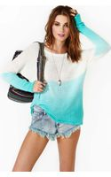 Nasty Gal Into The Blue Knit