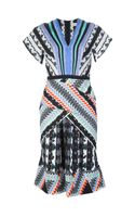 Peter Pilotto Tamara Dress - Lyst