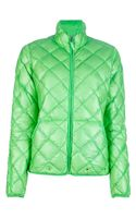 Ralph Lauren Blue Label Quilted Jacket - Lyst