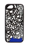 Cats By Tsumori Chisato Printed Iphone 5 Case - Lyst