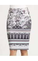 Clover Canyon Eye Of The Tiger Skirt - Lyst