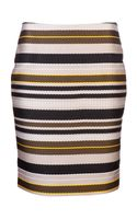Jenni Kayne Striped Pencil Skirt