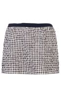 Roseanna Cotton Blend Skirt