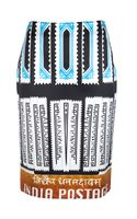 Mary Katrantzou Indian Postage Stamp Printed Skirt - Lyst