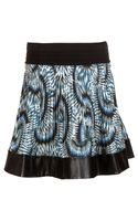 Cut25 Pleated Skirt - Lyst