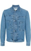Our Legacy Original Denim Jacket - Lyst