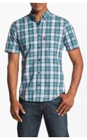 Burberry Brit Adken Short Sleeve Sport Shirt