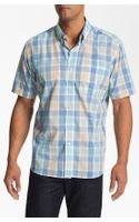 Cutter & Buck Spring Weight Harrison Sport Shirt Big Tall - Lyst