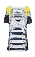 Emma Cook Multi Print Shift Dress