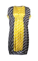 Duro Olowu Mixed Print Dress - Lyst