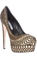 Brian Atwood Hamper Stiletto Pump