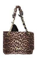Lanvin Happy Panther Print Shoulder Bag - Lyst