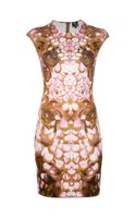 McQ by Alexander McQueen Printed Dress - Lyst