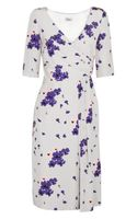 Temperley London Marisa Floralprint Silk Dress - Lyst