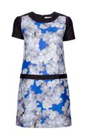 Victoria, Victoria Beckham Floral Shift Dress