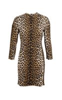3.1 Phillip Lim Leopard Printed Sweater Dress