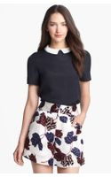 Marc By Marc Jacobs Alex Silk Top - Lyst