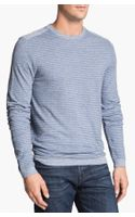 Boss by Hugo Boss Abruzzi Slim Fit Long Sleeve Tshirt