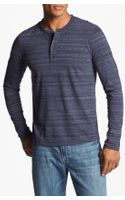 Boss by Hugo Boss Celano Regular Fit Long Sleeve Henley