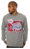 Mitchell & Ness The La Clippers Crewneck Sweatshirt - Lyst