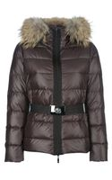 Moncler Cropped Padded Jacket