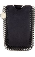 Stella McCartney Falabella Iphone Case - Lyst