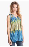 Marc By Marc Jacobs Paradox Print Silk Tunic