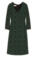 Marni Printed Crepe jersey Dress - Lyst