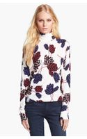 Marc By Marc Jacobs Mareika Tulip Turtleneck - Lyst