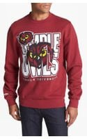 Mitchell & Ness Temple Sweatshirt - Lyst