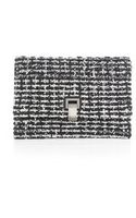 Proenza Schouler Small Woven Lunch Bag Clutch - Lyst